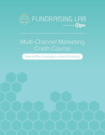 COVER Multi-Channel Marketing Workbook